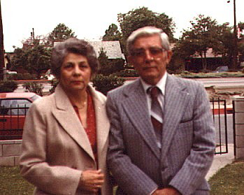 Daniel and Thelma about 1988