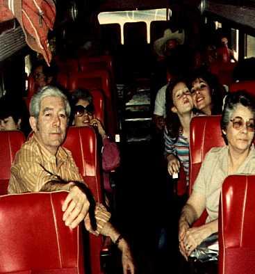 The bus to Autlan
