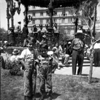 Plaza Autlan Rusty and Greg